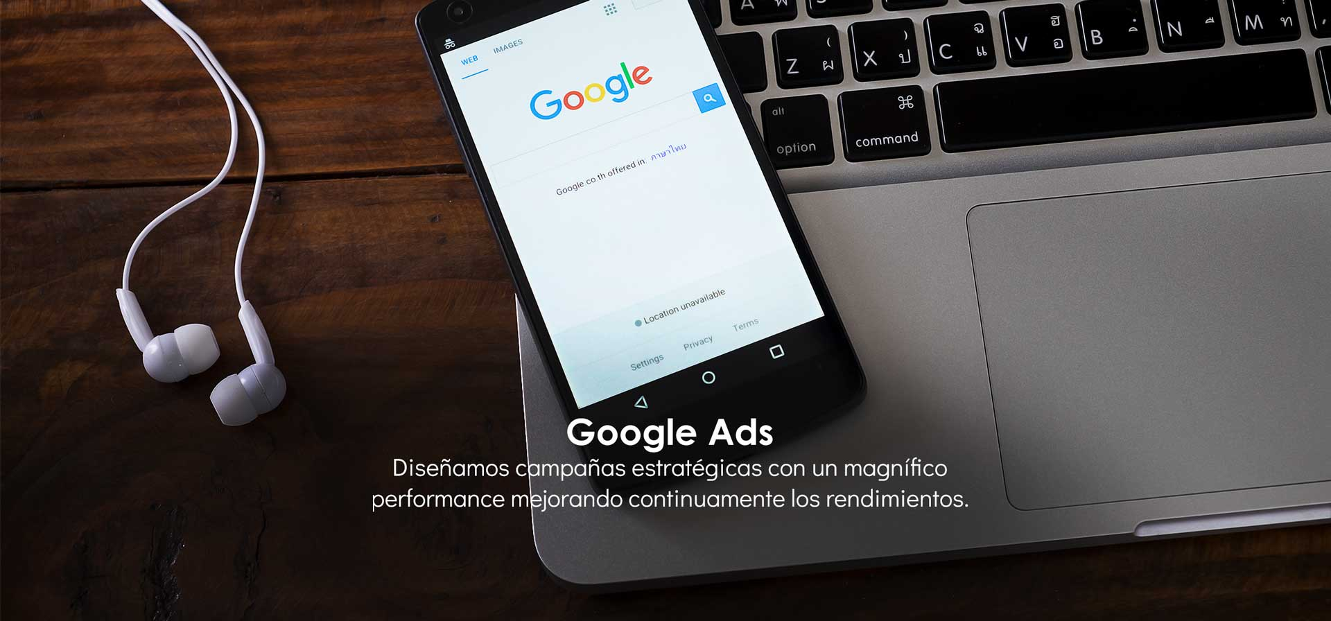Agencia de Google Adwords
